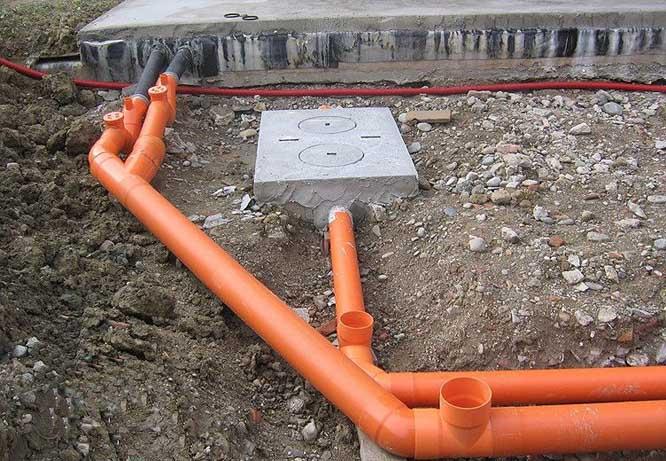 цена на монтаж канализации