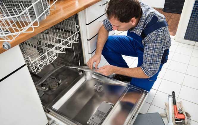 вызвать мастера для установки посудомоечной машины