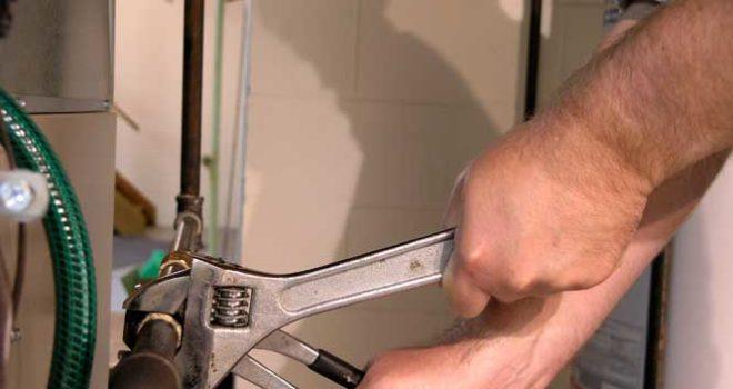 Устранение протечек сантехники