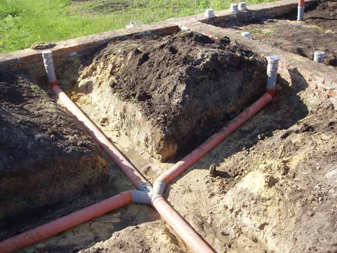 Монтаж водопровода в частном доме, коттедже, на даче и квартире