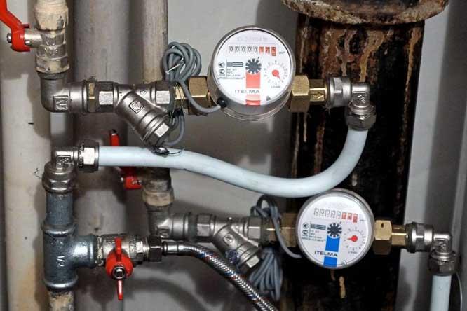 вызвать мастера для установки счетчиков воды