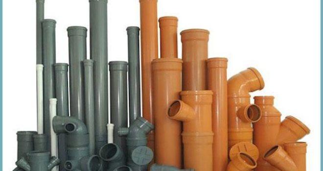 Канализационные трубы. Какие выбрать? Плюсы и минусы