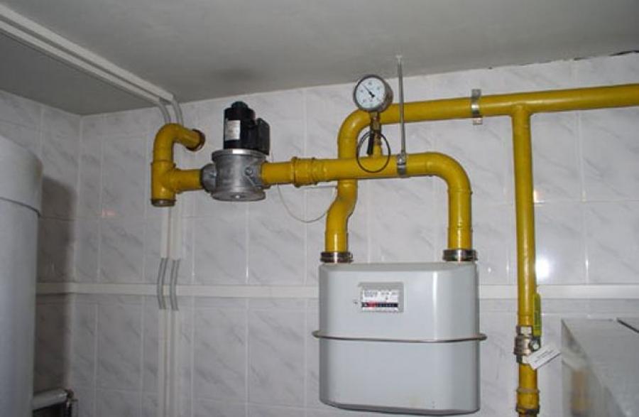 Установка и замена газовых счетчиков (счетчика газа) в Тамбове