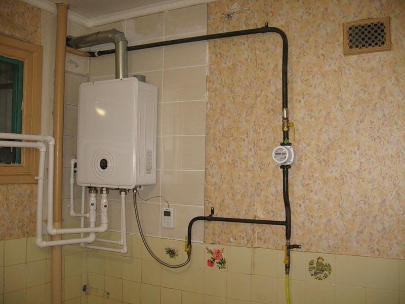 Установка, перенос и замена газовых труб в Тамбове