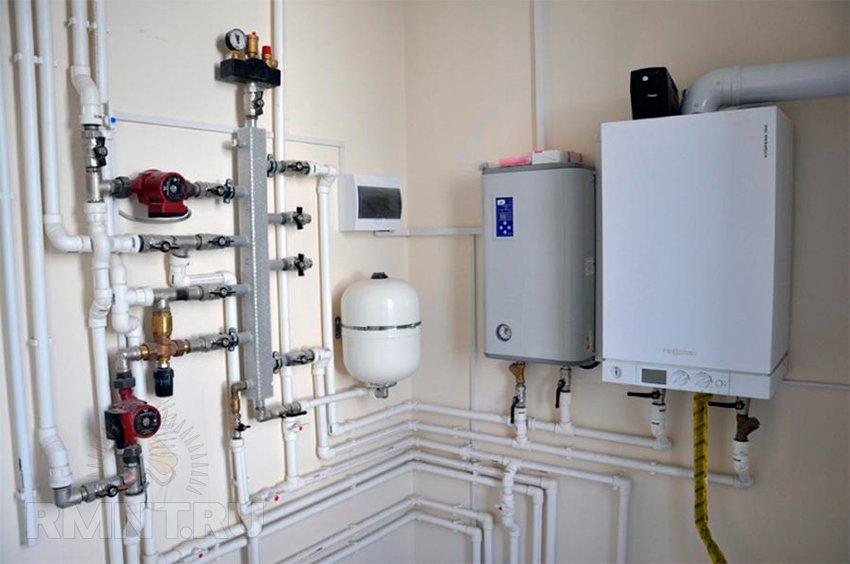 Установка, перестановка, замена, обслуживание и ремонт газовых котлов и колонок в Тамбове